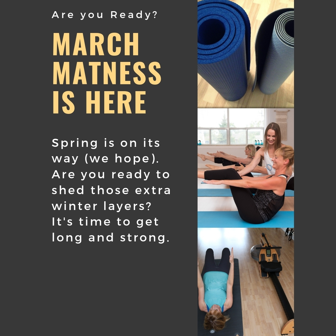 March MATness is here!!